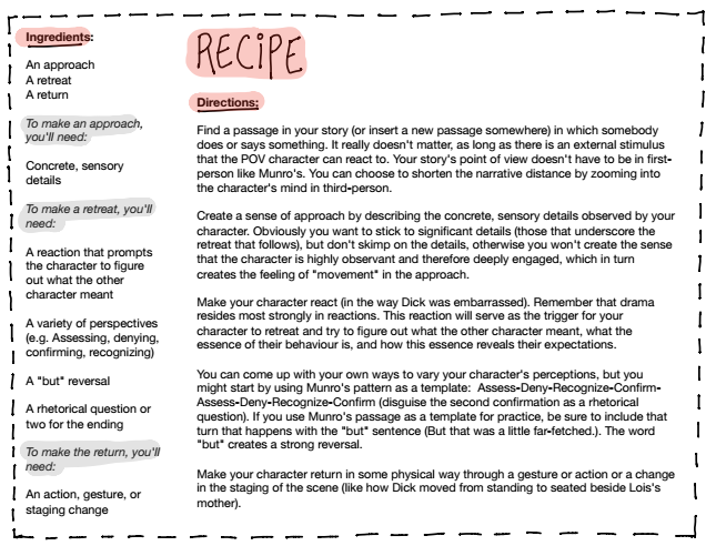 Perceptions-Recipe-for-Writing-like-Munro