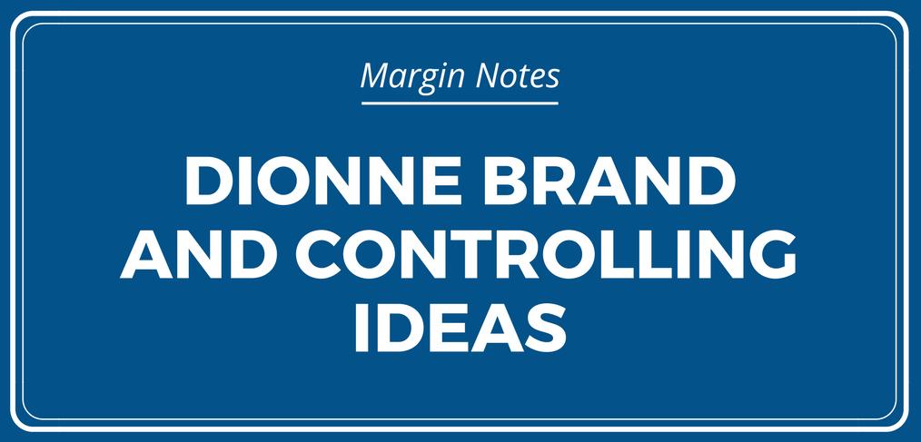 Writing Mini Masterclass on Controlling Ideas